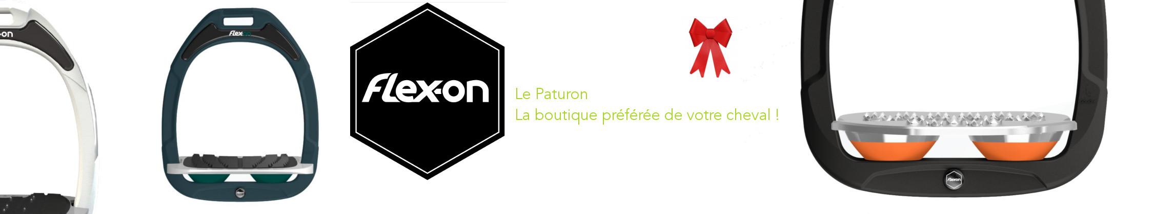 Etrier Flexon - Le Paturon