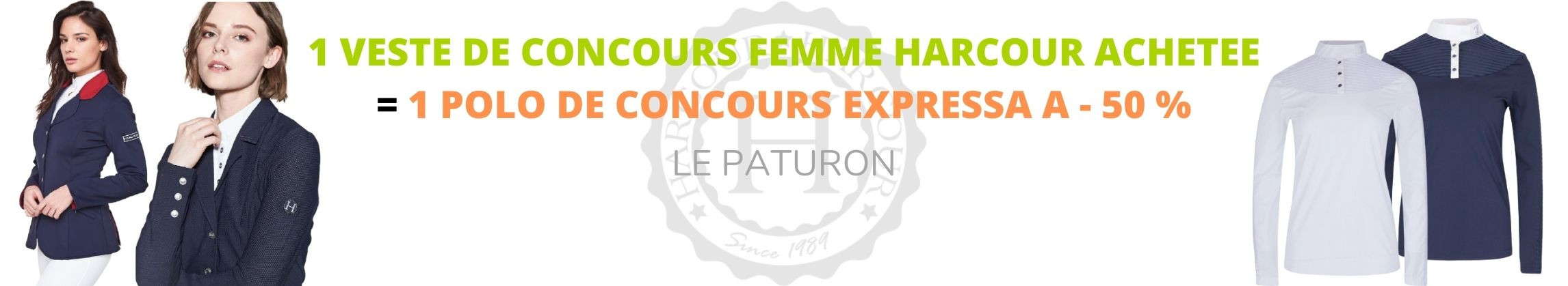 Harcour Promo - Le Paturon