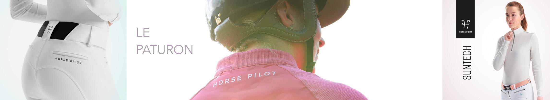 Horse Pilot - Le Paturon